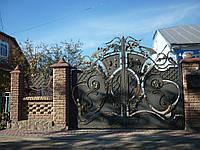 Ворота для дачи и дома