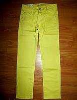 Котоновые брюки для девочек Emma Girl 6-8-10-12-14-16 лет