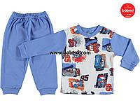 Детская пижама на мальчика 1, 2 года. Турция.!100 % хлопок!!!