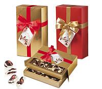 Шоколадные конфеты ассорти Vobro Frutti Di Mare в коробке с бантом, 250 гр, фото 1