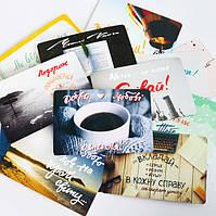 Мотивирующие открытки Orner