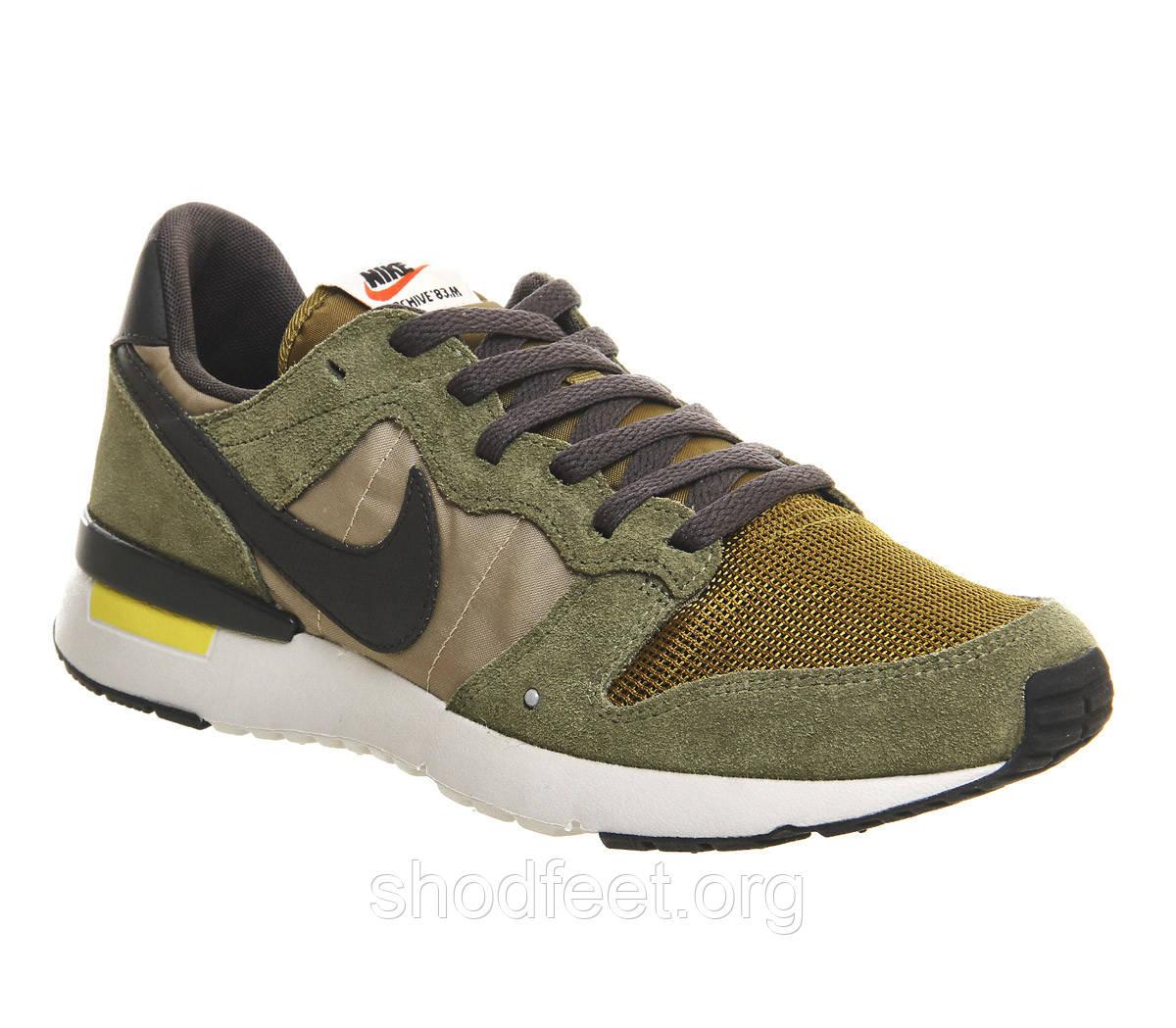 Мужские кроссовки Nike Archive 83.M Medium Olive