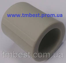 Муфта 32*32 мм соединительная полипропиленовая ППР