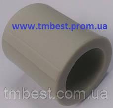 Муфта 20*20 мм соединительная полипропиленовая ППР