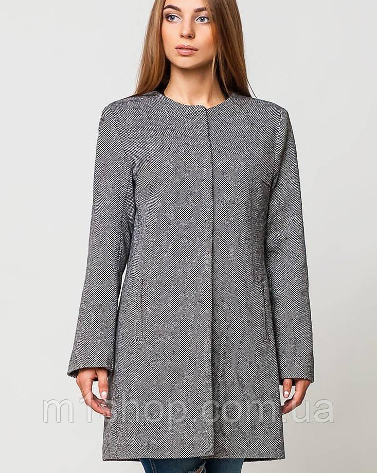 899bfc31bdb2 Женское драповое осенне-весеннее пальто (Хелен демисезон leo) - « m1shop »  женская