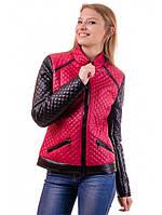 """Демисезонная красная куртка """"Джуди"""", фото 1"""