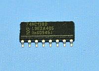 Микросхема 74HC138D  SO-16  NXP