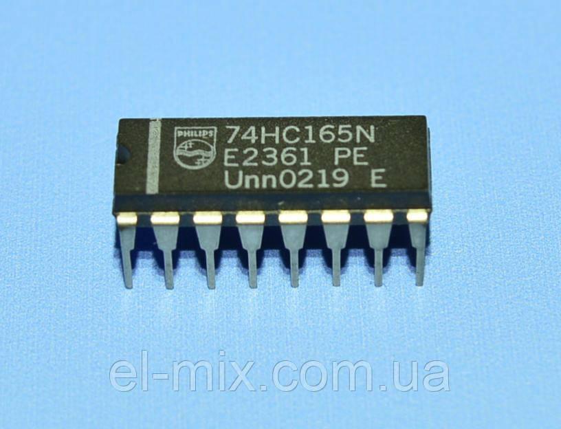 Микросхема 74HC165N  dip16  Philips