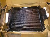 Радиатор водяной алюминиевый МТЗ 70У-1301010 (металл бачок) аналог