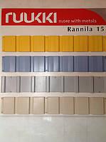 Профнастил RUUKKI  Т15