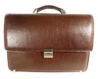 Портфель кожаный мужской классический Desisan 205-015