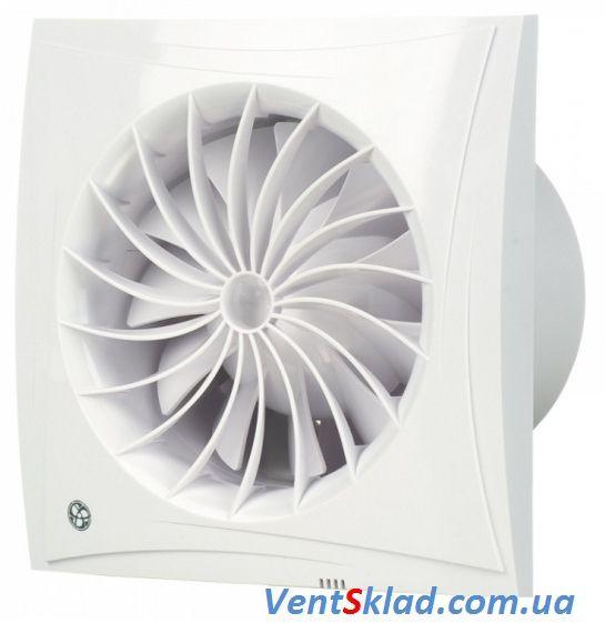 Вентилятор вытяжной Blauberg Sileo 125 - ВентСклад в Киеве