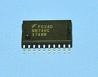 Микросхема 74HC374WMX(smd)  so20  FSC