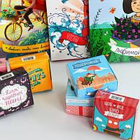 Вкусные подарки. Шоколад