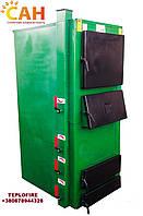 Котел длительного горения для цехов и складских помещений САН ПТ 90 кВт (CAH PT)