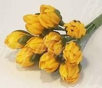 Бутоны желтые 5 шт., фото 1