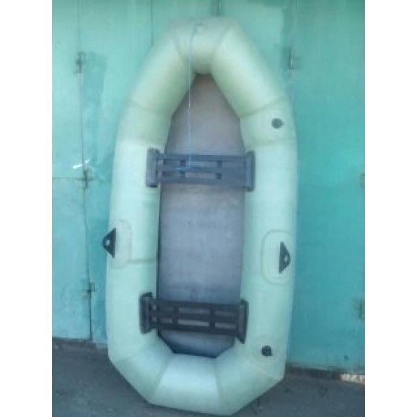 Лодка Харьковчанка 2 местная , фото 1