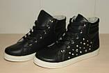 Ботиночки женские 36-41 р черные., фото 5