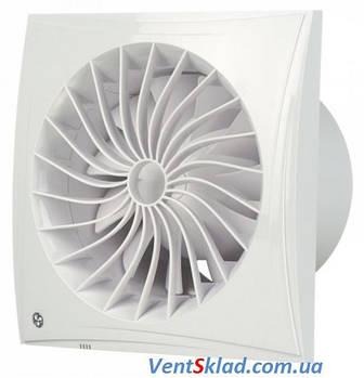 Двухскоростной бесшумный вентилятор до 283/375 м³/час Blauberg Sileo Мах 150