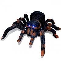 Радиоуправляемый паук RT-781, паук тарантул на пульте управления, мохнатый паук на радиоуправлении