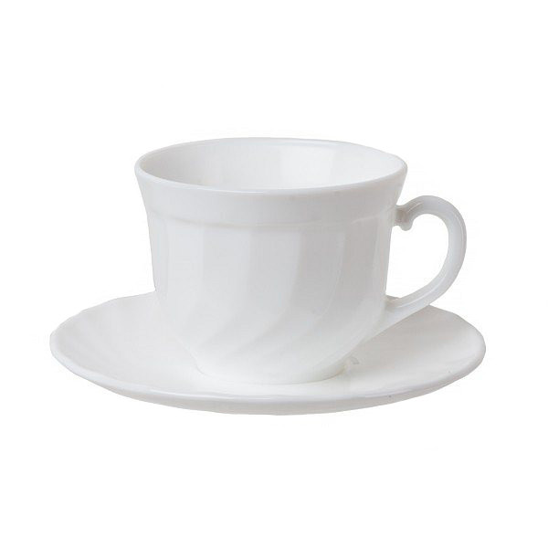 Trianon Сервиз кофейный 90 мл - 12 пр. Luminarc E9560