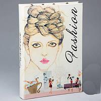 Книга шкатулка Fashion