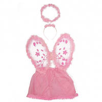 Детский карнавальный костюм Ангел с юбкой