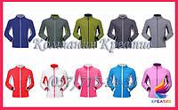 Цветные флисовые кофты с вашим логотипом (под заказ от 50 шт.), фото 1