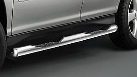 Подножки боковые Lexus RX 2003-2009