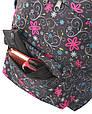Превосходный городской рюкзак Spayder 28 л. полиэстер 633 White, фото 3