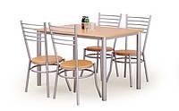 Кухонный комплект Halmar ELBERT+ 4 кресла