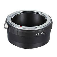 Адаптер переходник Nikon - NEX , фото 1