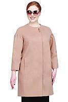 весеннее кашемировое пальто большого размера  Nui Very (Нью вери) Роберта от производителя