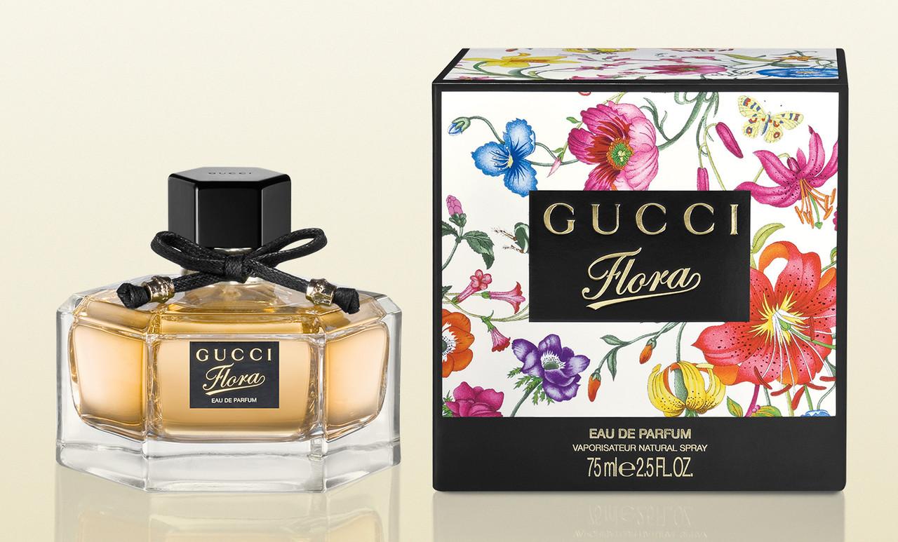 Gucci Flora by Gucci Eau de Parfum 2015 парфюмированная вода 75 ml. (Гуччи  Флора Бай Гуччи Еау Де Парфюм 2015) 54027544070a5