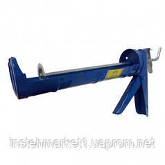 Пистолет для герметика Сталь 31101 (объём 250 мм)