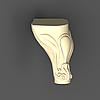 Ножка 70 - 110х75х80 мм
