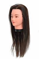 Манекен с искусственными волосами