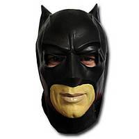 Латексная маска Бэтмен
