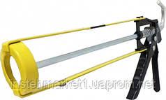 Пистолет для герметика Профи Сталь 31103 (объём 310 мл)