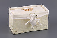 Полотенце в корзине 70х140 см.