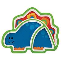 """Тарелка """"Динозавр"""" - STEPHEN JOSEPH"""