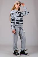 Детский трикотажный спортивный костюм для девочки CoCo №5