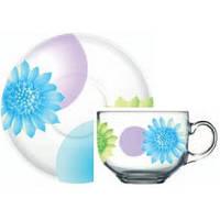 Flowers Dream Blue Сервиз чайный 220 мл Luminarc G1120