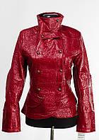 Курточка женская кожа - заменитель от производителя