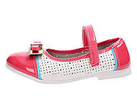 Красивые туфли для девочек летние детские нарядные