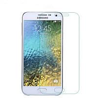 Защитное стекло на Samsung Galaxy E5 (3-х слойное) *1485