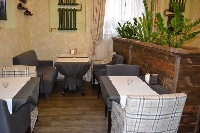 Ресторан VILLAGIO, г.Харьков 1