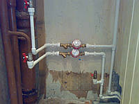 Установка (замена) счетчиков воды