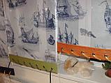 Японские занавески Кораблики на петлях, фото 2