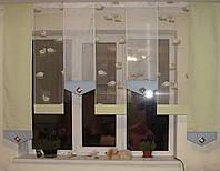 Японские занавески Барашки, фото 1